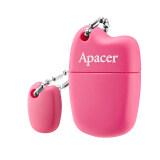 ขาย Apacer Usb แฟลชไดรฟ์ รุ่น 2 Ah118 8Gb สีชมพู ใหม่