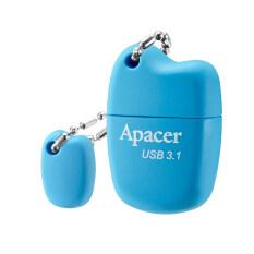 ขาย Apacer Usb แฟลชไดร์ฟ รุ่น 3 1 Gen1 Ah159 16Gb สีฟ้า สมุทรปราการ