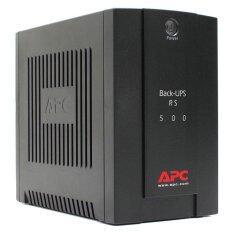 ราคา Apc Back Ups 500Va รุ่น Br500Ci As Black ออนไลน์ Thailand