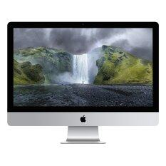 "Apple iMac 27""5K Retina/3.5QC/8GB/1TB-FD/M290X รุ่น MF886TH/A"