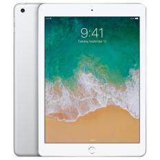 Apple iPad 2017 Wi-Fi + Cellular 128gb (เครื่องศูนย์) (Silver)