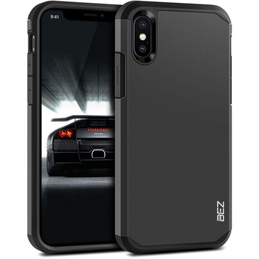 เช็คราคา เคส Apple iPhone X Case Rugged Armor, BEZ® เคสมือถือ Apple iPhone X กันกระแทก  // H2-I8X ออนไลน์