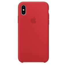 ราคา Apple Iphone X Silicone Case Product Red ใหม่