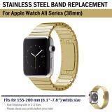 ซื้อ สาย โลหะ เหล็ก สแตนเลส นาฬิกา Apple Watch 38 Mm Link Bracelet Stainless For Apple Watch ใหม่ล่าสุด