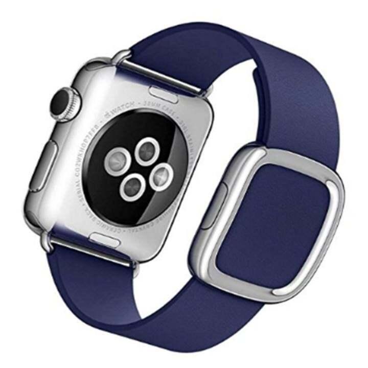 ซื้อที่ไหน แอ็ปเปิ้ลนาฬิกานาฬิกา, วงดนตรีโมเดิร์นเข็มขัดแม่เหล็กออกแบบสายหนังสำหรับแอปเปิ้ลนาฬิกา 38 มิลลิเมตร-นานาชาติ