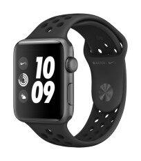 ซื้อ Apple Watch Nike Gps 42Mm Space Grey Aluminum Case With Anthracite Black Nike Sport Band Apple เป็นต้นฉบับ