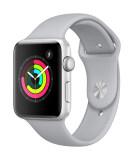 ทบทวน Apple Watch Series 3 Gps 42Mm Silver Aluminium Case With Fog Sport Band Apple