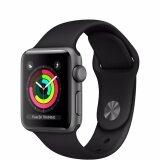 ราคา Apple Watch Series 3 Gps 42Mm Space Gray Aluminum Case With Black Sport Band Intl Apple เป็นต้นฉบับ