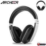 ราคา ราคาถูกที่สุด Archeer Ah07 Wireless Bluetooth Stereo Over Ear Headphone Headset Nfc With Mic For Iphone 6S Galaxy S6 Edge Cellphones Pc Laptop Black Intl
