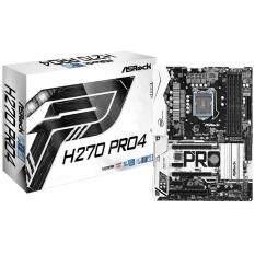AsRock Mainboard H270 Pro4 LGA 1151
