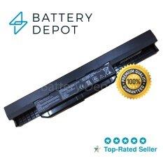 ราคา Asus แบตเตอรี่ รุ่น A32 K53 Battery Notebook แบตเตอรี่โน๊ตบุ๊ค K43 K43Ta K53 X43 X44 X53 A43S A53 Series A32 K53 A42 K53 Asus เป็นต้นฉบับ