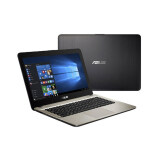 ขาย ซื้อ ออนไลน์ Asus แล็ปท็อป รุ่น A540Up Go064D I7 7500U 2 7Gh 4G 1Tb สีดำ