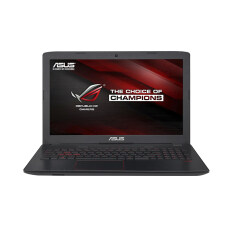 ASUS แล็ปท็อป รุ่น GL552VX-DM070D/ i7-6700HQ 2.6G 8G 1TB V4G DOS (สีดำ)