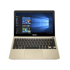 ASUS Intel® Quad-Core Atom™ x5-Z8350 Processer /11.6/(2M Cache, up to 1.92 GHz)/32G EMMC + 32G SD CARD/Windows 10 (64bit)/Office 365 Personal 1-year subscription included/Without carry bag/ Gold
