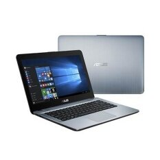 "ASUS แล็ปท็อป รุ่น K441UA-WX134/i3-6006U/4GB/1TB/Intel HD Graphics/14"" /HD/Endless (สีเงิน)"