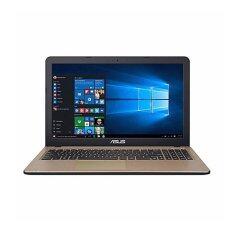 ASUS แล็ปท็อป รุ่น K441UA-WX190D i3-6006U 2GH 4G 500G DOS (สีดำ)