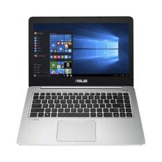 Asus แล็ปท็อป รุ่น K501UX-DM056D Core i5-6200U 4GB 1TB+SSD16G V2G DOS (สีเทา)