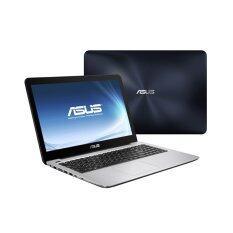 Asus แล็ปท็อป รุ่น K556UQ-XX688D i7-7500U 2.7GH 4G 1TB (Matt DarkBlue)
