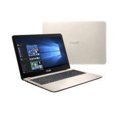 Asus แล็ปท็อป รุ่น K556UR-XX504 i5-7200U 2.5G 4G 1TB (Matt Golden)