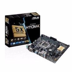 ASUS M/B - Main/Mother Board SOCKET 1151 H110M-K DDR4