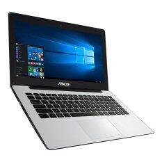 "Asus Notebook รุ่น X453S-AWX062D 14""/Intel Dual-Core Celeron N3050/4GB/500GB/Dos (White)"