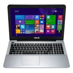 ASUS Notebook X555LF-XX049D 15.6/i5-5200U/4GB/1TB/930M/Dos - Black