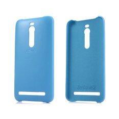 ซื้อ Asus เคส Pc Pu Leather สำหรับรุ่น Zenfone 2 สีฟ้า ถูก ไทย