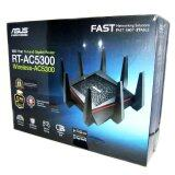 ราคา Asus Rt Ac5300 Wireless Ac5300 Tri Band Gigabit Router Asus ออนไลน์
