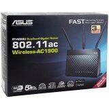 ราคา Asus Rt Ac68U Dual Band Wireless Ac1900 Gigabit Router ออนไลน์