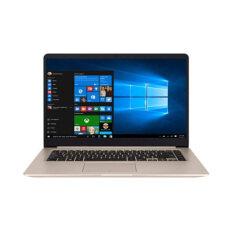 ASUS แล็ปท็อป รุ่น S510UQ-BQ282 i5-7200U 2.5GHz 4GB 1TB V2G (สี Matte Gold)