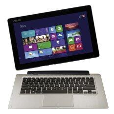 "ASUS Transformer Book TX300CA-C4032H 128GB SSD+500GB HDD Intel Core i5 13.3"" Touch - Black Silver"