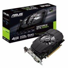 ASUS VGA - VIDEO GRAPHICS ARRAY NVIDIA (PCI-E) PH GTX1050TI 4G