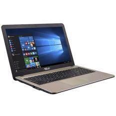 "ASUS VivoBook Max K441UA-WX314T14"" i3-6100U 2.3GH RAM4GB HDD1TB W10 (Chocolate Black)"