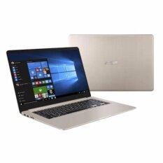 ซื้อ Asus Vivobook S510Uq Bq282T I5 7200U 4Gb 1Tb Gt940Mx 2Gb 15 6 Fhd Win10 Gold Metal Asus ออนไลน์
