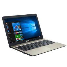 "ASUS X441SA-WX048D Intel® Dual-Core Celeron® N3060 Processor 14.0""/SATA 500GB/DDR3 4GB / Free Dos and Carry Bag/Chocolate Black"