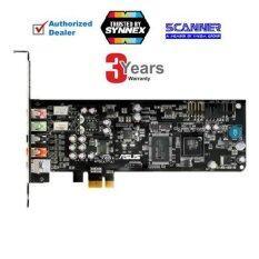 ซื้อ Asus Xonar Dsx Pcie 7 1 Gx2 5 Audio Engine 192K 24Bit Playback Support Sound Cards 3 Years By Synnex Scanner Authorized Distributor ใหม่ล่าสุด