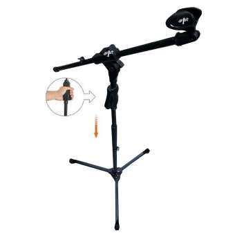 At First ขาตั้งไมค์ Microphone Stand รุ่น MS-89B