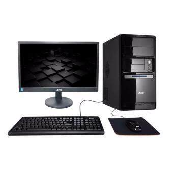 ATEC PIONEER I7 6700-M82 BLACK RAM8GB HDD2T + MONITOR 19.5\ Wide Screen TFT LED