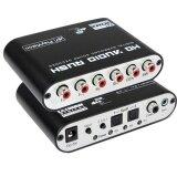 ขาย Audio 5 1Ch Ac3 Dts Digital Sound Decoder Optical Spdif Coaxial To 6Rca Intl ผู้ค้าส่ง