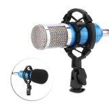 ขาย Audio Condenser Microphone Studio Sound Recording Mic With Shock Mount Intl ใน จีน