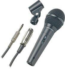 ซื้อ Audio Technica ไมโครโฟนพร้อมสาย รุ่น Atr 1300 สีดำ Audio Technica เป็นต้นฉบับ