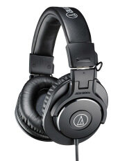 Audio Technica ATH-M30x หูฟัง Fullsize Studio Monitor แบบพับได้ ประกันศูนย์ไทย (Black)