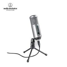 Audio Technica Cardioid Condenser Usb Microphone รุ่น Atr2500 Usb By W Gadget.