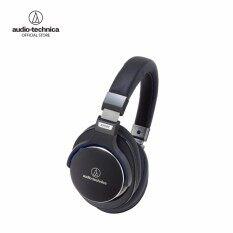 Audio Technica Over-Ear High-Resolution Headphones รุ่น ATH MSR7 - Black