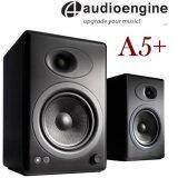 ราคา Audioengine รุ่น A5 ลำโพง Hi Fi Speaker Black ลำโพงยอดฮิตจาก Audioengine รับประกันศูนย์ 1 ปี Audioengine