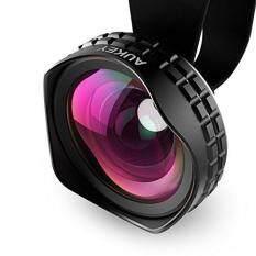 ราคา Aukey Pl Wd01 Professional Hd Wide Angle Optical Lens With Clip Intl ถูก