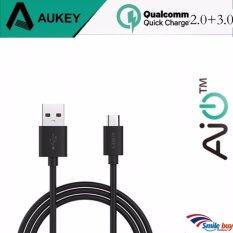 ส่วนลด Aukey Quick Charge 2 Compatible Micro Sumsung Usb Cable Aukey