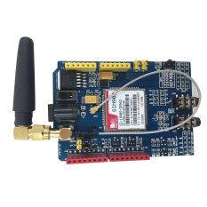 ราคา Aukey Sim900 Shield Development Board Quad Band Module Kit For Arduino Compatible Intl ออนไลน์