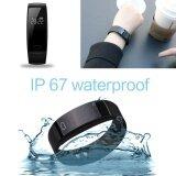 ขาย Aukeysmart Qs80 Bluetooth Smart Bracelet Watch Heart Rate Sleep Monitor Sports Wristband Intl ถูก Thailand