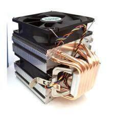 AVC cpu cooler 6 ฮีทไปท์ cpu cooler ใส่ได้ INTEL AND AMD